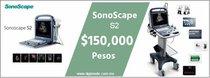 Ultrasonido SonoScape modelo S2