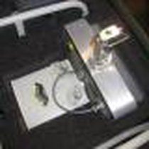 Equipo portatil de rayos x