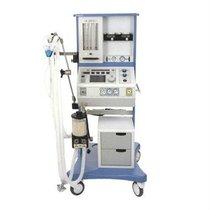 Maquina de anestesia con ventilador sin vaporizadores + T5 + CO2