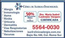 Clinica De Alergia E Inmunologia