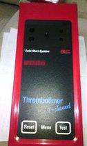 Equipo de Coagulación Thrombotimer 1