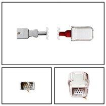Masimo 2021 LNC-4 SpO2 4' Extension Cable DB9 LNCS 9 Pin to DB9 LNCS Warranty - 2021