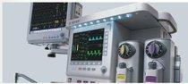 Maquina de anestesia con monitor de capnografia Wato EX-30