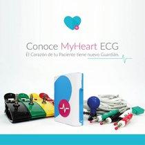 Electrocardiógrafo Myheart ECG