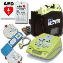 Zoll AED PLUS | Equipos médicos desfibriladores