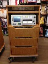 Monitor Fetal Tococardiografo Marca G.E. Coprometrics Mod 120 Series