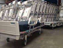 Cientos de camas de hospital Hill-Rom a precios bajos y listas para ser enviadas