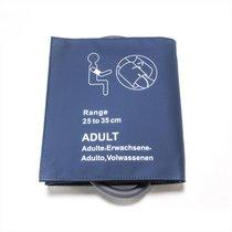 NiBP Adult Blood Pressure Cuff Bladder Single Hose Tube 25-35cm New Yr Warranty - NBXX3214