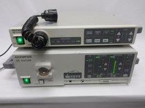 Olympus CV 240 Procesador y CLV  Fuente de luz con extension MD 149