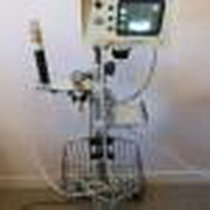 BARD SITE-RITE 3 Ultrasonido Vascular y Scanner Dymax modelo PN-800064B02