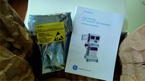 Tarjeta CPU para maquina de Anestesia ADU S/5 Datex-Omheda