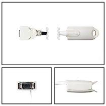 Nellcor SpO2 Adult Hard Shell Finger Sensor 3M 14 Pin LNC Yr Warranty - NHNE3003