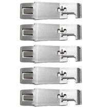 Philips M3012A M3014A M3015A MMS Module Extension Release Tab Clip 5 Pack New - NMPH9779
