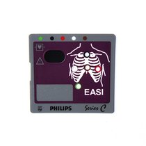 Philips M2601A Telemetry Transmitter Sticker Overlay Indicator EASI New Warranty - NTPH9242