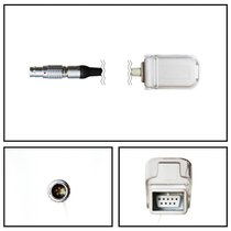 Criticare LEMO to DB9 SpO2 Extension Cable - NXCC4025