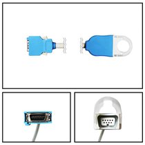 Nihon Kohden 3M to DB9 SpO2 Extension Cable - NXNK0325