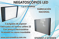 Negatoscopios Led