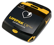 Desfibrilador Automático Externo Lifepak CR Plus