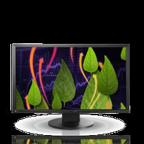 24 pulgadas EIZO FLEXSCAN EV2436WFS-BK LED LCD para la venta