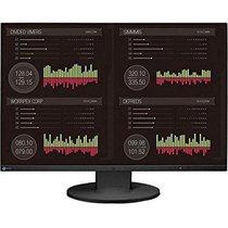 24 pulgadas EIZO FLEXSCAN EV2455FX-BK LCD Monitor LED para la venta