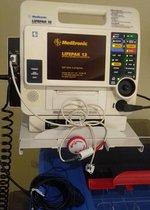 Monitor desfibrilador bifasico lifepak 12