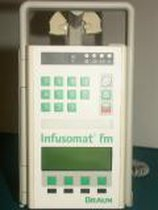 Bombas de Infusión - Braun -  Infusomat FM