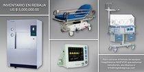 Inventario De Equipos Hospitalarios Nuevos En Rebaja