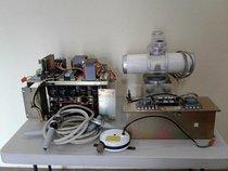 Lote de partes para rayos x rodable bennett alta frecuencia 300 mA