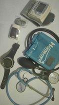 Baumanometro oximetro kit saludable