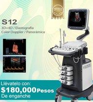 Ultrasonido SonoScape S12