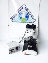 Microscopio Leitz Laborlux S - spectrographic Reacondicionado