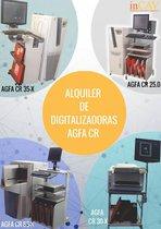 Digitalizadoras Agfa Cr Alquiler