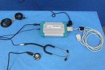 Estetoscopio electronico digital welch allyn telemedicina
