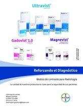 Medios De Contraste, Ultravist, Gadovist, Primovist, Magnevist Distribuidor Exclusivo De Bayer
