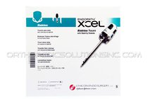 Ethicon Endopath B12LT Xcel Bladeless Trocar with Stability Sleeve: 12MM-100MM - Box of 6