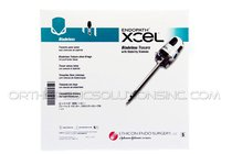 Ethicon Endopath B15LT Xcel Bladeless Trocar with Stability Sleeve: 15MM-100MM - Box of 6