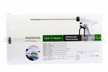 Ethicon HARH23 Harmonic ACE+ 7 SHEARS with Advanced Hemostasis: 5MM X 23CM