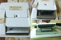Marcador para placas de rayos x