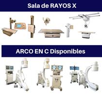 SALA DE RAYOS X - Todo lo que necesita!!!