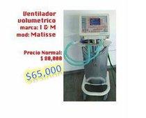 Ventilador Volumétrico Matisse