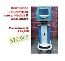 Ventilador Volumétrico Medica D Smart
