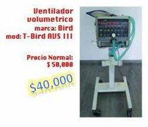 Ventilador Volumétrico Bird Avs-iii
