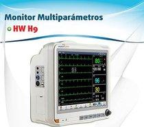 Monitor Multiparametros de 15 pulgadas