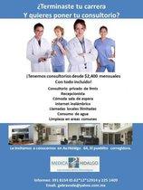 Consultorios médicos en renta Médica Hidalgo
