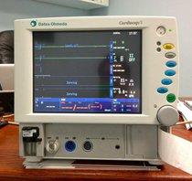 Datex-Ohmeda Cardiocap 5 Monitor de Anestesia
