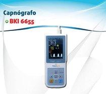 Capnógrafo  BKI 6655