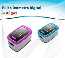 Pulso Oximetro Digital A Color