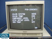 Monitor Sony Trinitron Modelo Pvm20m2mdu