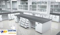 SANTRE - Mobiliario, Equipo y Mesas para Laboratorio