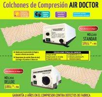 Colchón de compresión AirDoctor